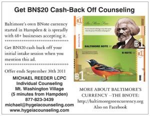 BNote Cash-Back Promotion